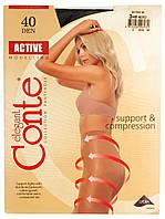 Колготы утягивающие Conte Active 40 den цвет Natural размер 2,3,4,5,6 3