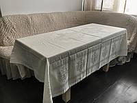 Скатерть Сервировочная  На Праздничный Стол Размер 220 х 160