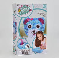 Набор для творчества подушка Мишка Тедди К 10