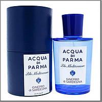 Acqua di Parma Blu Mediterraneo Ginepro di Sardegna EDT 75 ml. (Аква ди Парма Гинепро ди Сардегна)