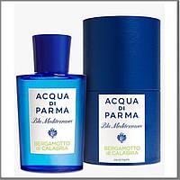 Acqua di Parma Blu Mediterraneo Bergamotto di Calabria EDT 75 ml. (Аква ди Парма Бергамотто ди Калабрия), фото 1