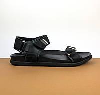 Кожаные сандалии мужские Prada (Прада) арт. 42-33, фото 1