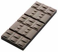 Форма для шоколада плитка Matfer 383813 120х53х8 мм