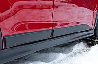 Молдинги на двери Mitsubishi ASX 2010-
