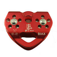 Блок с двумя роликами BIAX