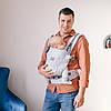 """Эрго рюкзак """"Стоун"""" для новорожденных ONE + Love & Carry """"Маями"""" для переноски детей"""