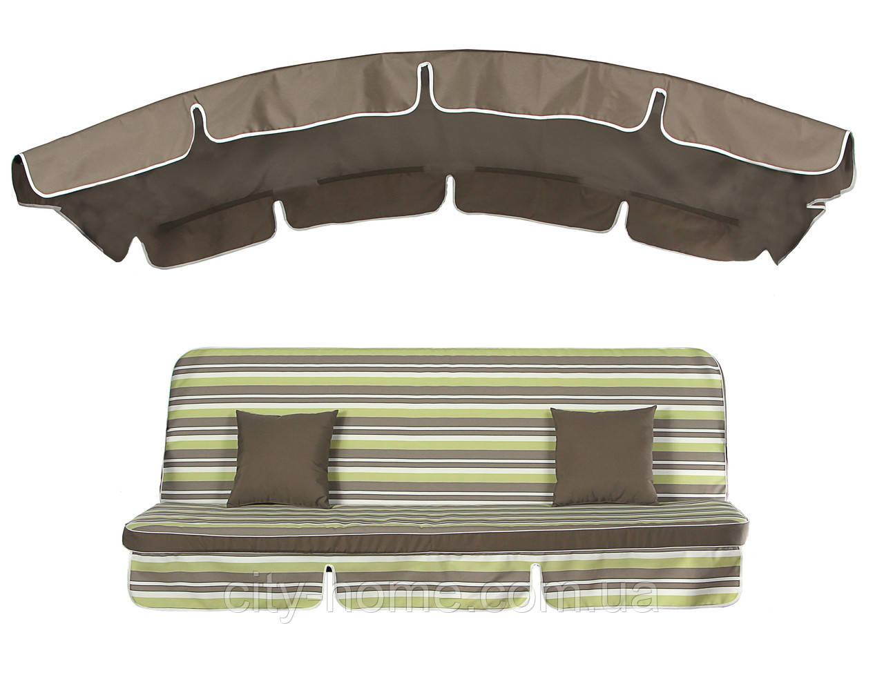 М'яка частина 180 см на гойдалки Deli (дралон) 7cm (1208)