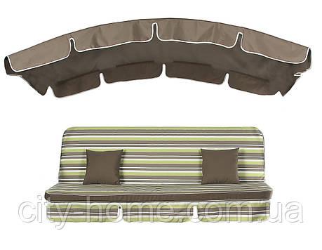 М'яка частина 180 см на гойдалки Deli (дралон) 7cm (1208), фото 2