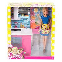 Набор мебели для дома Barbie в ассортименте (DVX51), Barbie