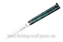 Нож балисонг 935 camo