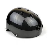 Детский шлем черный, фото 1