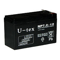 Акумулятор U-tex 12В / 7,2 Ah