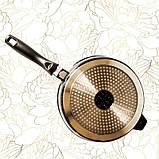 Сковорода с керамическим покрытием Giakoma G 1031 24 см, фото 2
