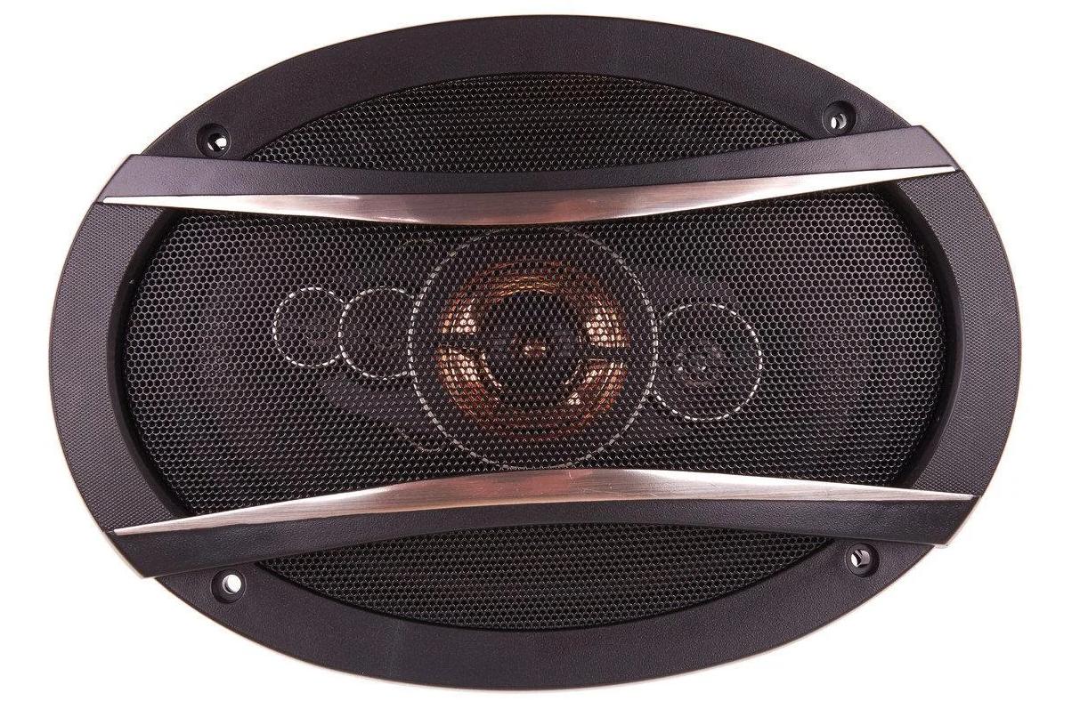 Автоколонки TS 1696 max (16см, круглі, 350Вт)