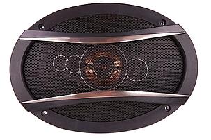 Автоколонки TS 1696 max (16см, круглі, 350Вт), фото 2