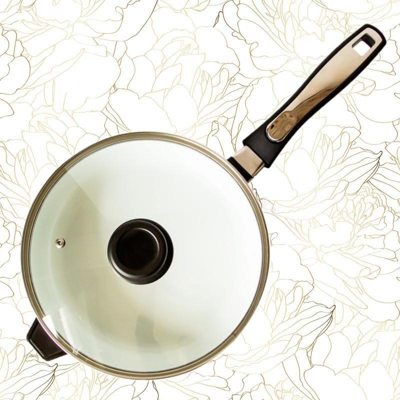 Сковорода с керамическим покрытием Giakoma G 1031 24 см
