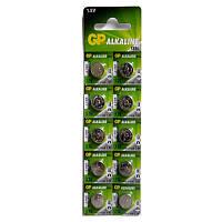 Батарейка GP Alkaline A76 LR44, V13GA,PX76A, 1.5V