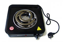 Электроплита с широкой спиралью Domotec