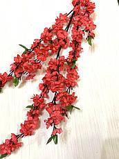 Искусственная сакура.Ветка сакуры для декора., фото 2