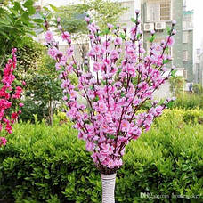 Искусственная сакура.Ветка сакуры для декора., фото 3