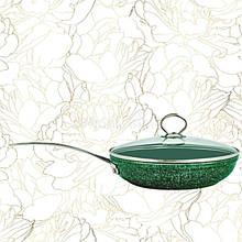 Сковорода кованная литая Giakoma G 1016 24 с керамическим покрытием