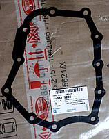 Lacetti/Lanos: прокладка 96179238 задней крышки Т/А. Прокладка крышки 5-ой передачи Ланосовской МКПП оригинал, фото 1