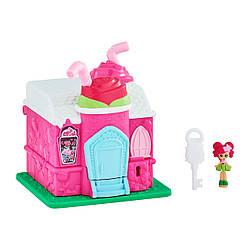 ShopkinsШопкинс Секреты Лили миниСекретный домикRosie Bloom Cafe Lil Secrets Mini