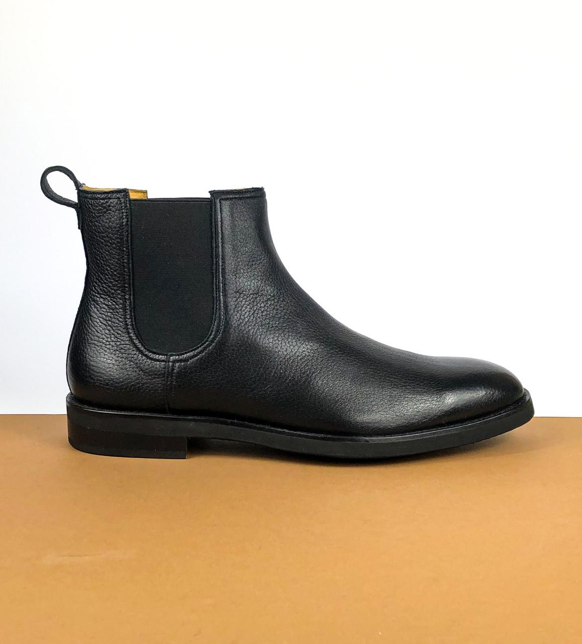 Чоловічі черевики челсі Bally (Баллі) арт. 44-09