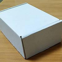 Коробка БЕЛАЯ 112х100х43 самосборная (шкатулка)