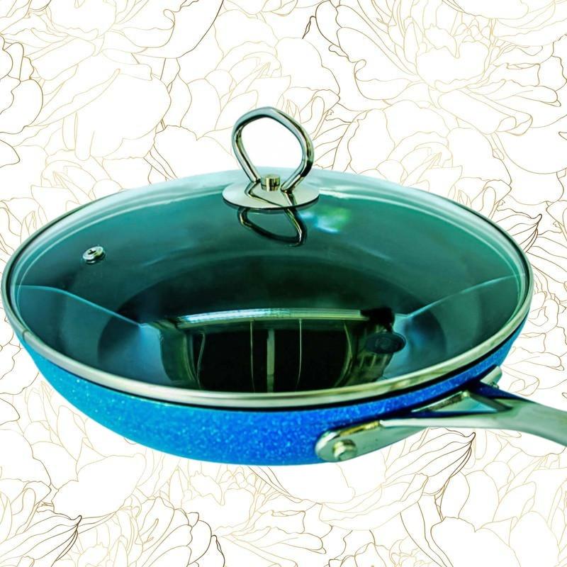 Сковорода кованная литая Giakoma G 1017 26 с керамическим покрытием