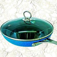 Сковорода кованная литая Giakoma G 1017 26 с керамическим покрытием, фото 1