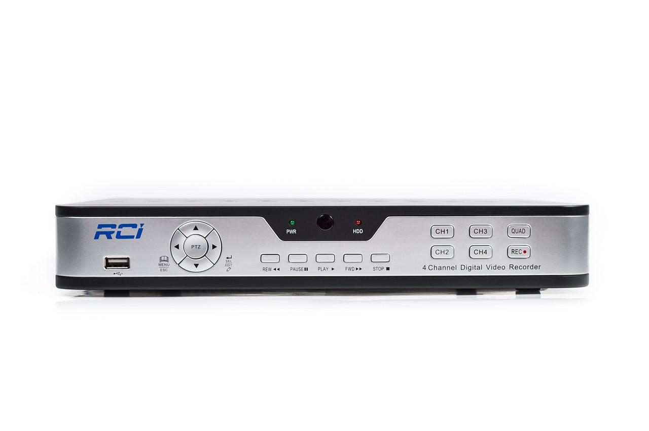 Видеорегистратор RCI RV960H-4S