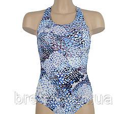 Купальник слитный синий Atlantic Beach 69934-4