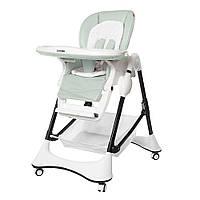 Детский стульчик для кормления CARRELLO Stella CRL-9503 Зеленый (CRL-9503 Aspen Green)