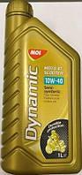 Масло Dynamic МОТО- 4т 10W-40 Semi-synthetik      1 л