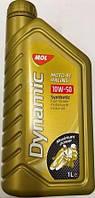 Масло Dynamic МОТО- 4т RACING 10W-50 Synthetik   1 л