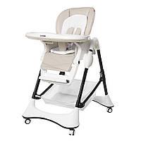 Детский стульчик для кормления CARRELLO Stella CRL-9503 Бежевый (CRL-9503 Light Beige)