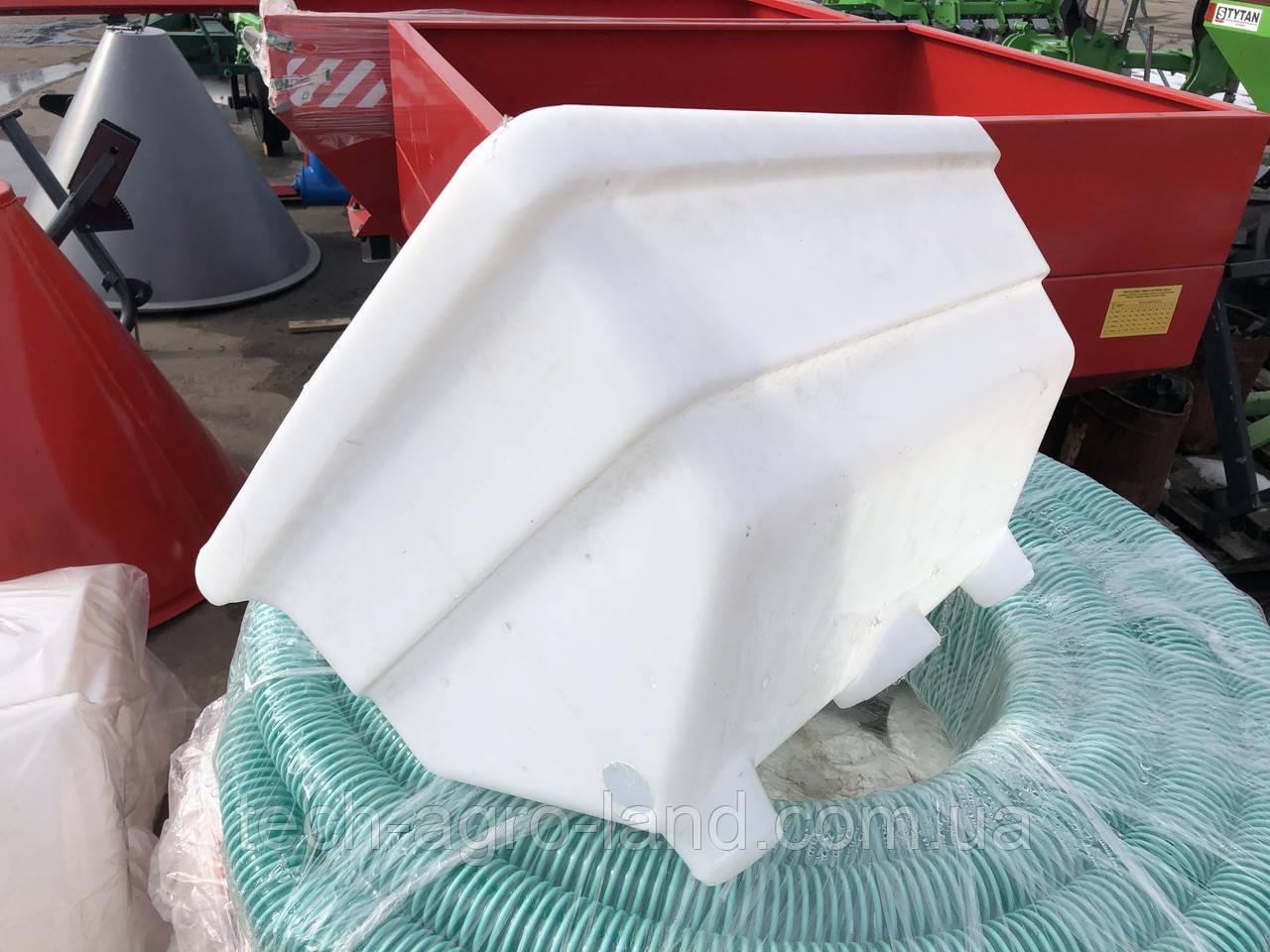 Аппарат туковысевающий (банка туковая) пластик голая