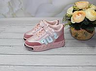 Стильные  хайтопы /кроссовки для девочек