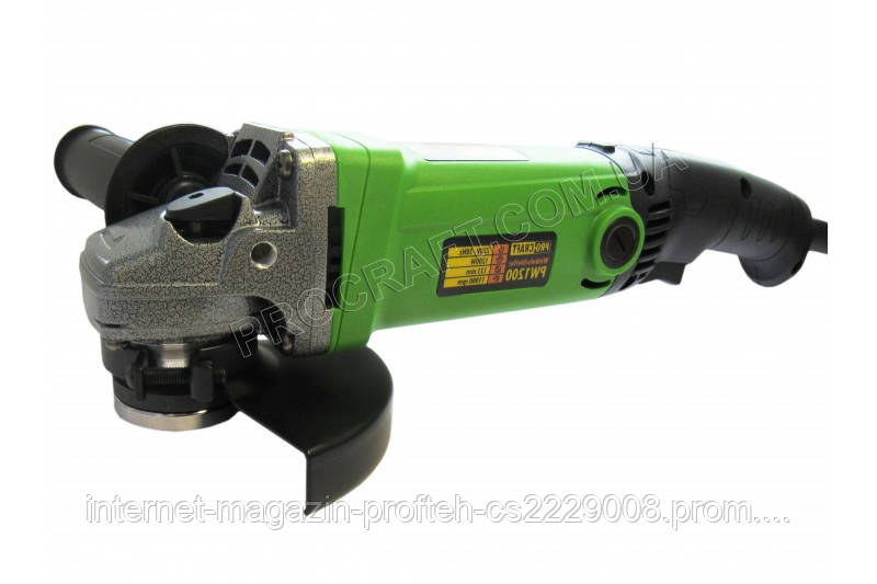 Болгарка Procraft PW1200