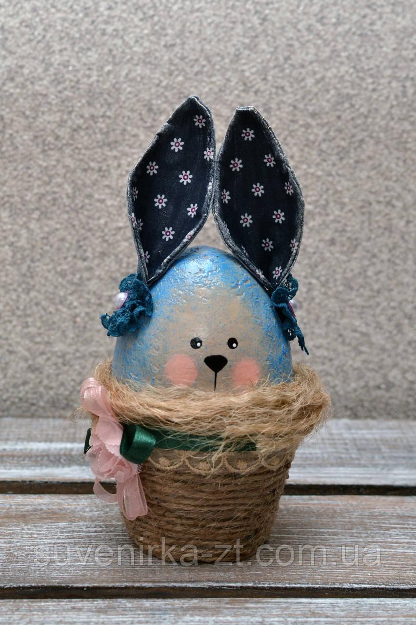 "Авторская, характерная кукла. ""Пасхальный кролик"" (А01117)"