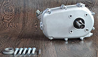 Понижающий редуктор с центробежным сцеплением вал 25 мм, фото 1