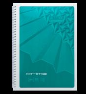 Тетрадь для записей PRIME, А4, 96 л., клетка, картонная обложка  Артикул: BM.24451101-