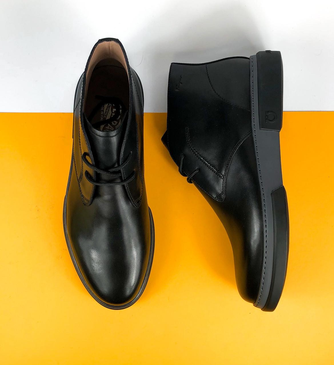 Ботинки мужские Salvatore Ferragamo (Сальваторе Феррагамо) арт. 59-23