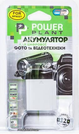 Аккумулятор (батарея) PowerPlant Samsung IA-BP85ST 850mAh, фото 2