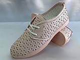 Стильные летние слипоны на шнурках Terra Grande, фото 4
