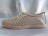 Стильные летние слипоны на шнурках Terra Grande, фото 6