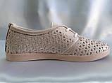 Стильные летние слипоны на шнурках Terra Grande, фото 3