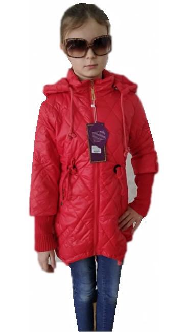 Куртка со съемным рукавом