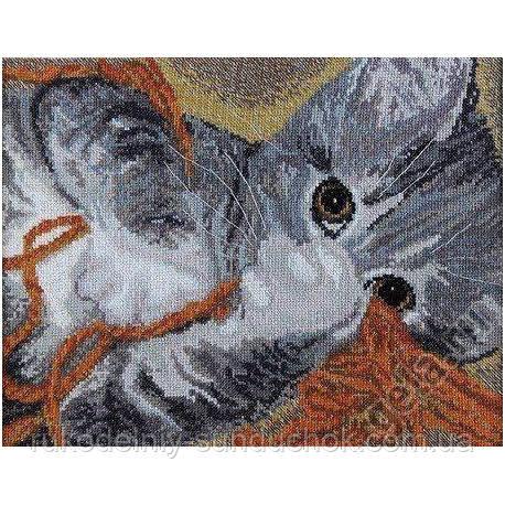 Набор для вышивания крестом ТМ Марья Искусница 03.016.06 Игруля